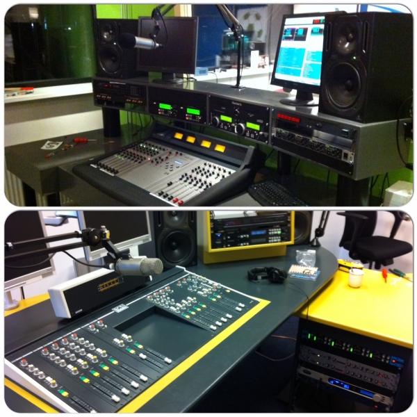 Pro fm broadcast nieuwe en gebruikte broadcast apparatuur - Studio meubels ...