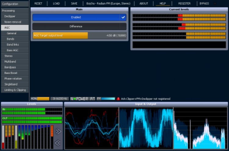 StereoTool Basic Audio Software
