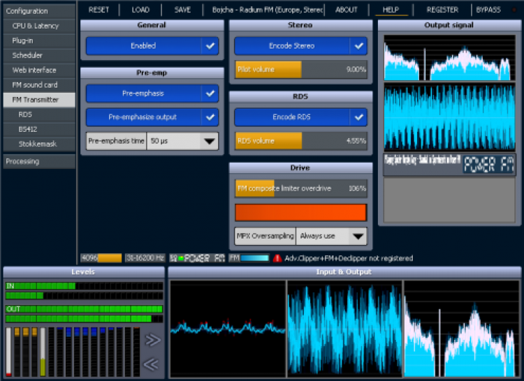Stereo Tool FM Professional | Audio Processing Software