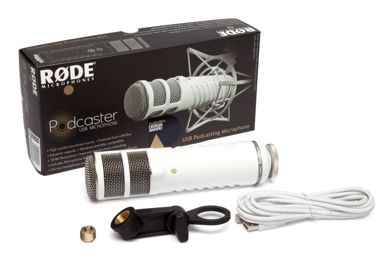 Rode Podcaster USB Microfoon