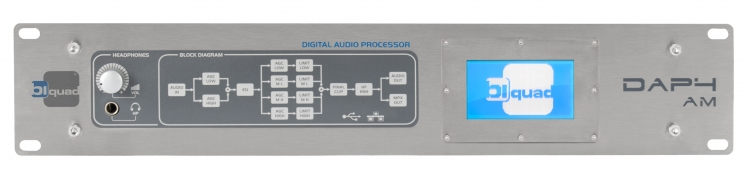 Biquad DAP 4  Digitale 5 Bands AM Processor