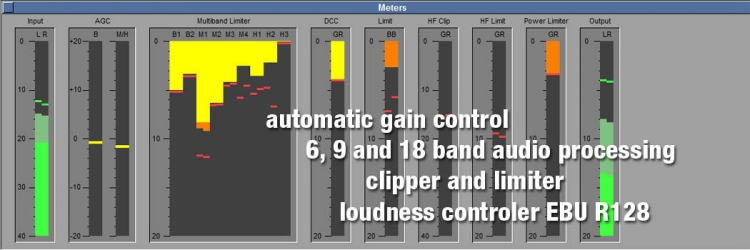 Radio Optimizer Audio Processing Software