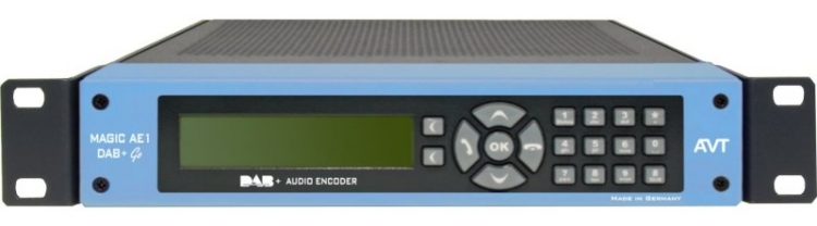 AVT MAGIC AE1 DAB  Go Audio Encoder