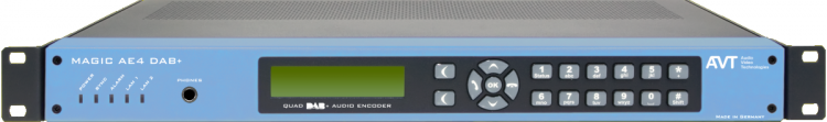 AVT MAGIC AE4 DAB Plus Audio Encoder