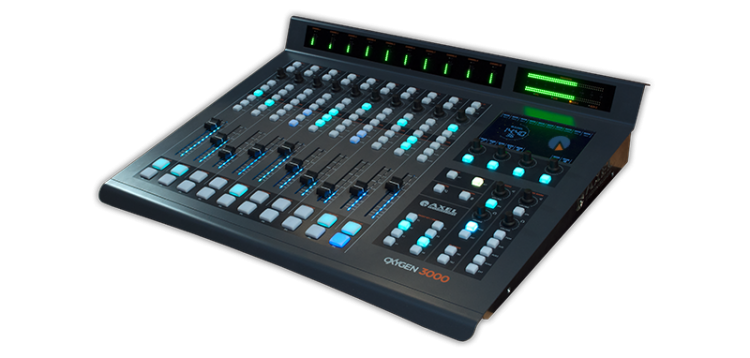 Axel Tech OXYGEN 3000 Digitale mixer