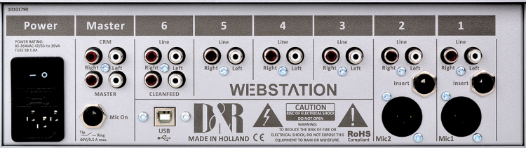 D&R Webstation