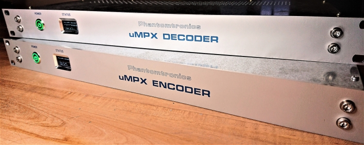 Micro MPX Hardware Encoder