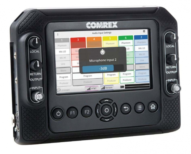 Comrex Access NX Portable - IP Audio Codec