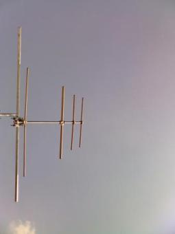 ProFM BBYG4 Breedband Yagi 4 element FM Antenne