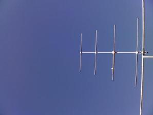 ProFM TY4 Tuned 4 Element Yagi FM Antenna