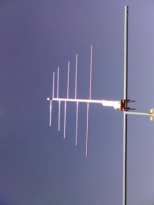 ProFM BBLP5 Log Per 5 Element FM Antenna